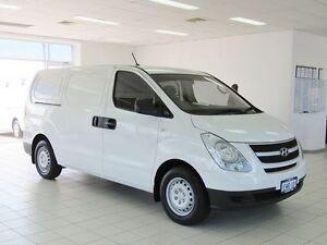 2014 Hyundai iLOAD TQ MY14 White 5 Speed Manual Van Morley Bayswater Area Preview