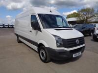 Volkswagen Crafter CR35 LWB 2.0 136PS HIGH ROOF EURO 5 DIESEL MANUAL (2016)