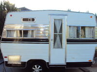 1971 HAICO 14.5 CAMPING  TRAILER- NEW PRICE !!