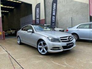 MY14 Mercedes Benz C250 Coupe Auto Acacia Ridge Brisbane South West Preview