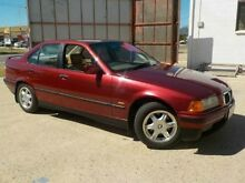 1997 BMW 318I E36 Executive Maroon 4 Speed Automatic Sedan Garbutt Townsville City Preview