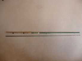 Vintage Milo Kevlite Carbon Kevlar 2-Piece 11ft Feeder Fishing Rod. Stored Many Years So Is Superb.