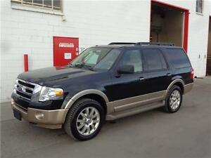 2011 Ford Expedition XLT ~ Leather ~ DVD ~ 149,000kms ~ $18999