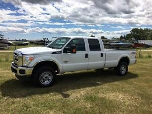 2016 FORD SUPERDUTY F350 DIESEL FX4 Crewcab 4x4 Longbox