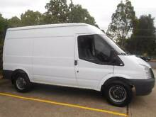 2006 Ford Transit van Diesel Turbo 6 Speed manual Smithfield Parramatta Area Preview