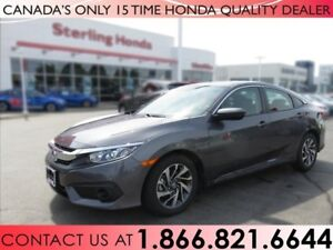 2018 Honda Civic Sedan SE | 1 OWNER | NO ACCIDENTS