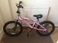 BMX Girls Rhino Bike - Like New, Sunbury on Thames