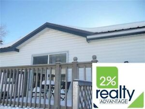 Affordable 3 Bedroom Home! - Listed By 2% Realty Inc.
