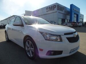2012 Chevrolet Cruze LTZ Turbo, PST paid, leather, remote start,