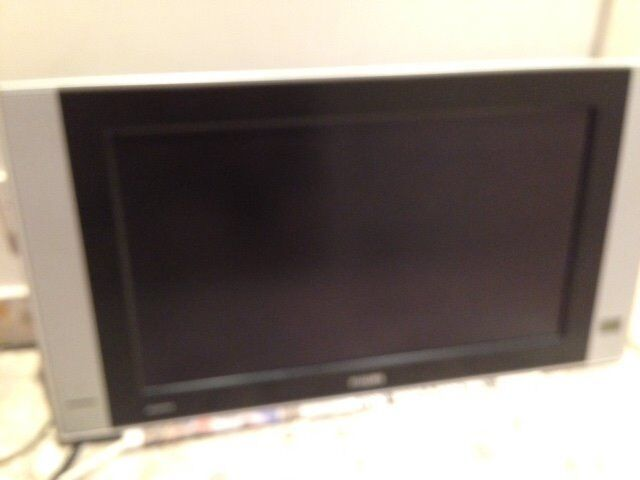 """26"""" LCD Philips TV"""