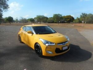 2013 Hyundai Veloster FS3 Street Coupe Sunflower 6 Speed Manual Hatchback