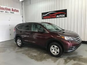 2013 Honda CR-V LX 4WD/HEATED SEATS/REMOTE STARTER/BLUETOOTH