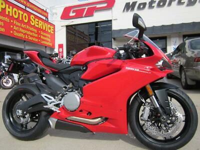 2019 Ducati 959 Panigale Red  2019 Ducati 959 Panigale Red