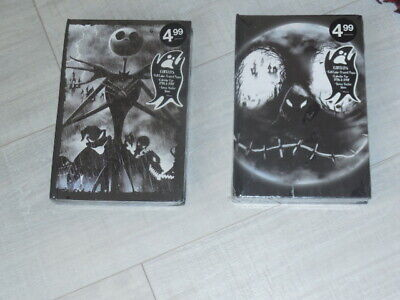 nightmare before christmas x 2 journal full color printed pages SEALED FAST SHIP ()