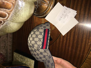 Bran new excellent condition tag bill Gucci hat