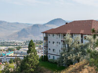 Large 2 bedroom Apartment with a view! *308-1120 HUGH ALLAN DR*