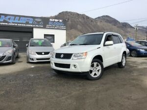 2006 Suzuki Grand Vitara AMAZING SHAPE AWD