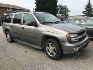 2005 Chevrolet TrailBlazer EXT LS 3rd row seats SUP
