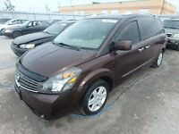 2007 Nissan Quest fix or for parts