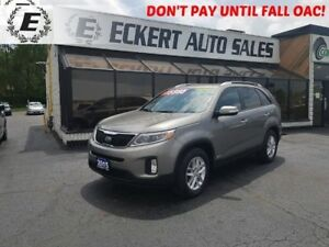 2015 Kia Sorento LX GDI ALL WHEEL DRIVE
