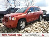 2010 Jeep Compass North $81 BIWEEKLY REDUCED INSTANT APPROVAL!!