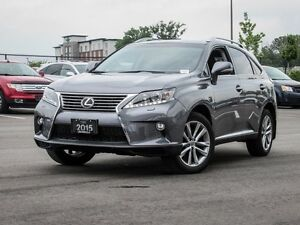 2015 Lexus RX 350 Sportdesign, One Owner, No Accidents