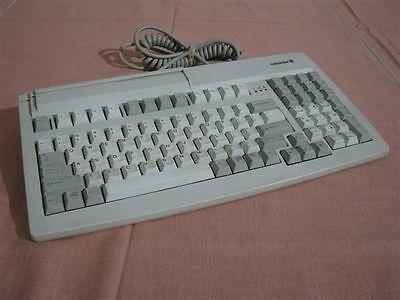 Cherry MY 7000 Keyboard W/ Card Reader G81-7000LPBUS /10 Ex. Condition