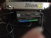 Batterie Bionx 37 volts 9.6 Ah,  2011 avec feu arrière