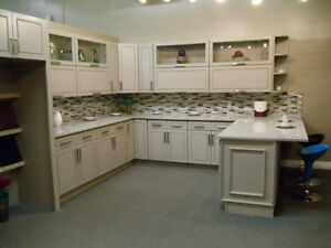 Maple Cabinet 10'*10` $2499 with FREE Granite Slab