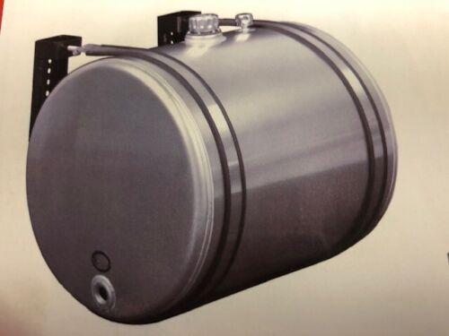 Aluminum Hydraulic Tank Reservoir - 50 Gallon Side Mount W/Brackets Wet Kit