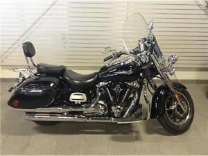 2007 YAMAHA ROAD STAR 1700 - EXCELLENT CONDITION! - $6,999