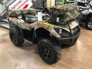 2019 KAWASAKI BRUTE FORCE 750 EPS  REAL TREE CAMO