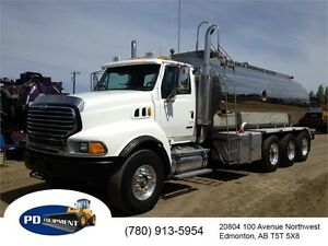 2006 Sterling 9500 Tri Drive Potable Water Truck