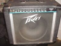 PEAVEY BRAVO ALL VALVE AMPLIFIER FROM 1980