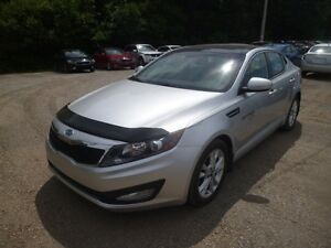 2012 Kia Optima EX +