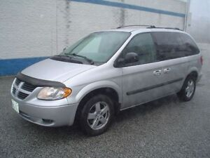 2007 Dodge Caravan SXT/Leather heated/safety&Etested