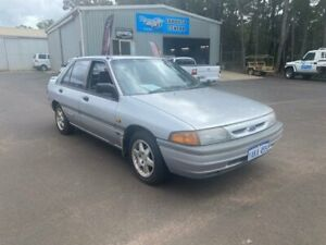 1993 Ford Laser KH GL 5 Speed Manual Sedan Margaret River Margaret River Area Preview
