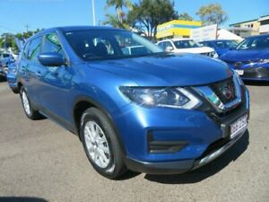 2019 Nissan X-Trail T32 Series II ST X-tronic 4WD Blue 7 Speed Constant Variable Wagon Mount Gravatt Brisbane South East Preview