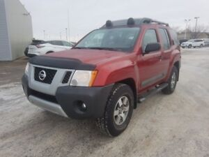 2012 Nissan Xterra PRO-4X 4X4 Accident Free,  Bluetooth,  A/C,
