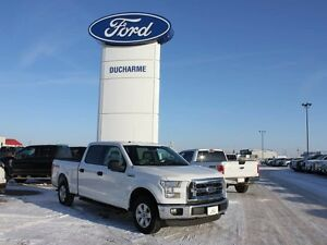 2015 Ford F-150 XLT 4x4, Vinyl Floor, Tow Package