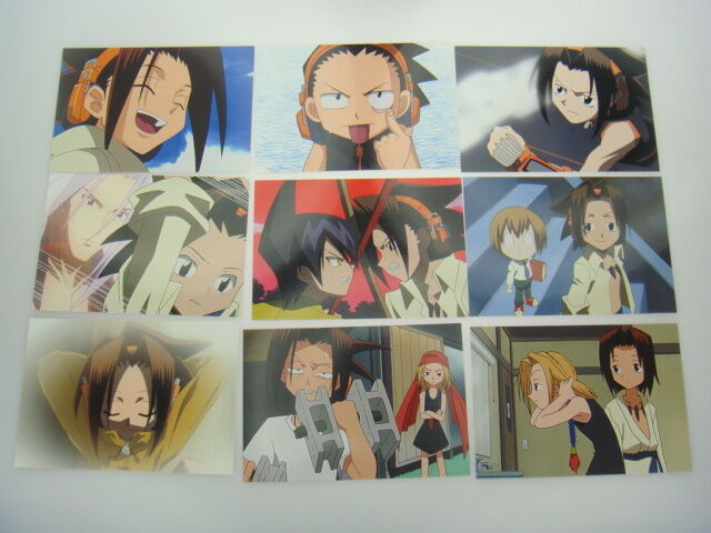 Japanese Anime Shaman King Card x139 pages
