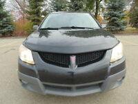 PONTIAC VIBE, LOW KMS 140K, 1.8L TOYOTA, IMMACULATE, 31 MPG!!!