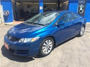 2010 Honda Civic EXL Coupe ONLY 92K - $11,950