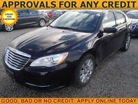 2014 Chrysler 200 LX Windsor Region Ontario Preview