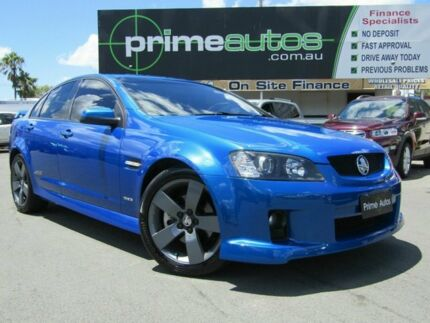 2009 Holden Commodore Ve My09 5 Ss V Blue 6 Sd Automatic Sedan