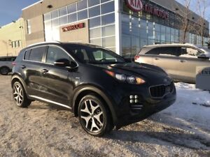 2017 Kia Sportage SX AWD 2.0L Turbo *NAVIGATION/SUNROOF/LEATHER