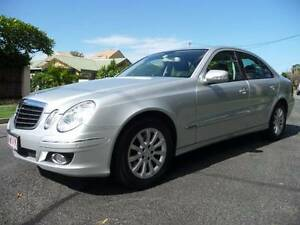 2008 Mercedes-Benz E350 Sedan with VERY LOW KILOMETERS Southport Gold Coast City Preview