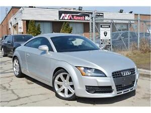2008 Audi TT 2.0T Automatic Paddle Shift