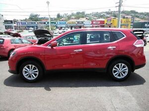 2014 Nissan X-Trail T32 ST (FWD) Red Continuous Variable Wagon Mount Gravatt Brisbane South East Preview