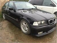 CLASSIC BMW 318 SMOKING HOT BLACK ON BLACK GORGEOUS!!! Edmonton Edmonton Area Preview